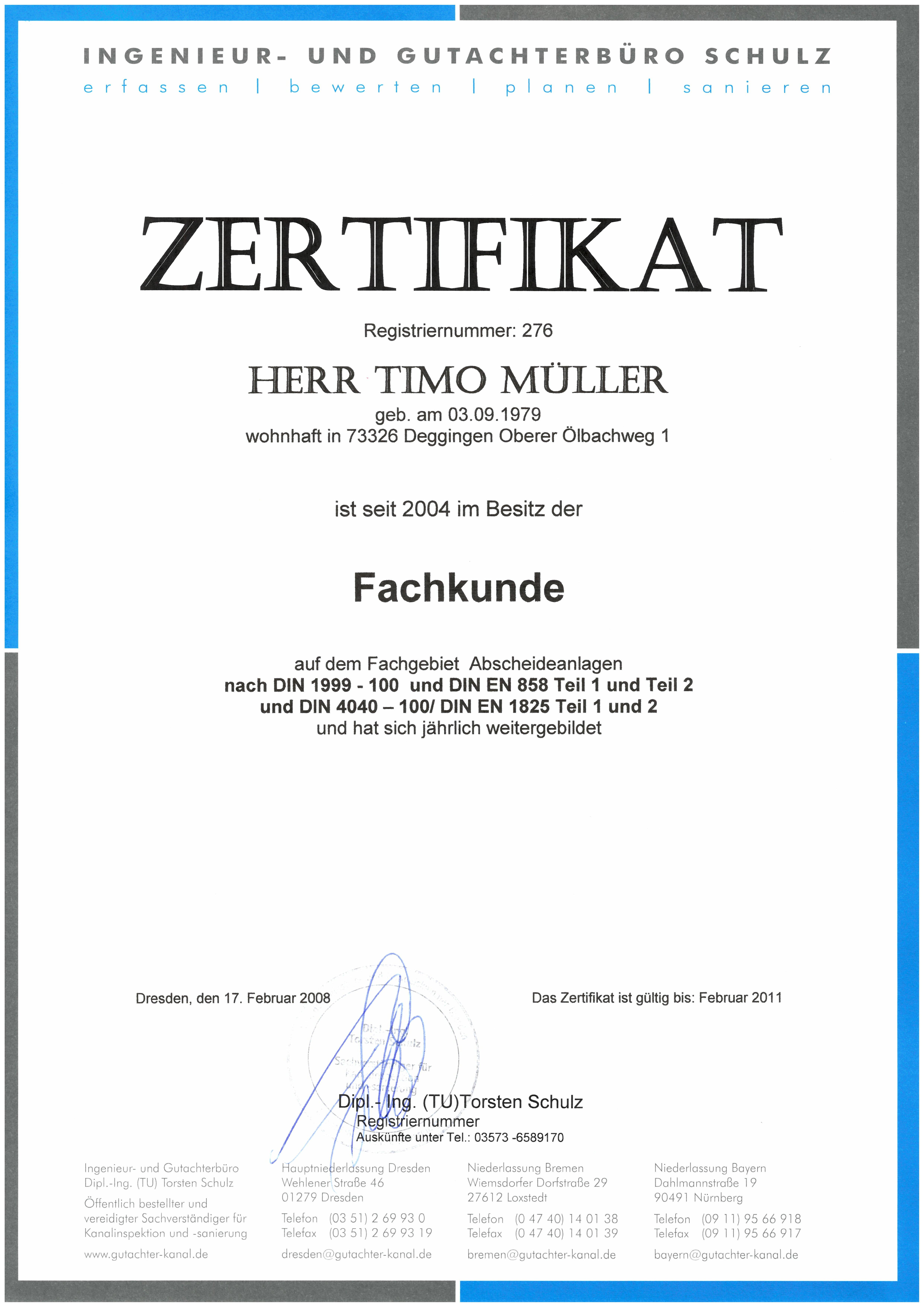 Fachkunde-fuer-Leichtfluessigkeitsabscheider - T.Müller