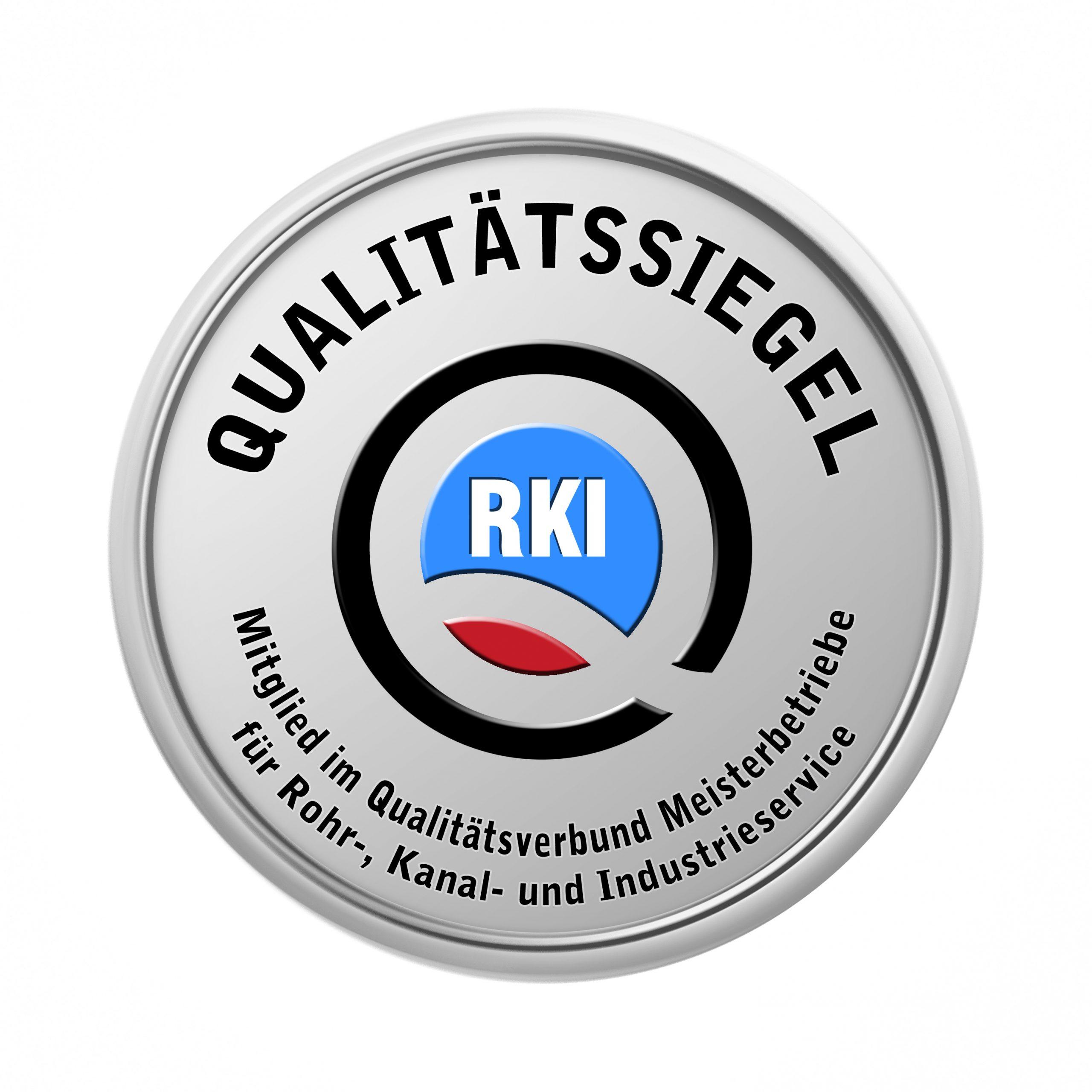 Mitglied im Qualitätsverbund Meisterbetriebe RKI